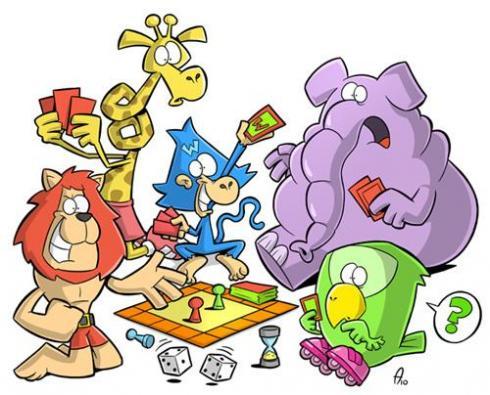 Jeux rencontre de famille
